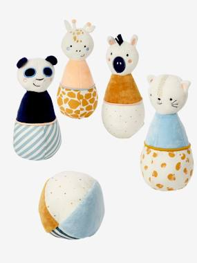 Christmas collection-Toys-Cuddly Toys, Comforters & Soft Toys-Fabric Skittles Game, Panda