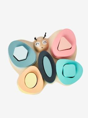Toys-Baby's First Toys-Butterfly Shapes Sorter