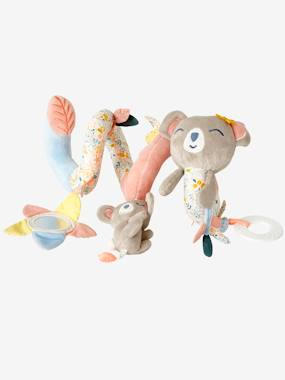 Christmas collection-Toys-Cuddly Toys, Comforters & Soft Toys-Activity Spiral, Koala