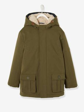 Vertbaudet Collection-3-in-1 Parka, for Boys