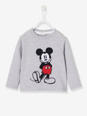 Licence-Sweatshirt for Babies, Mickey® by Disney
