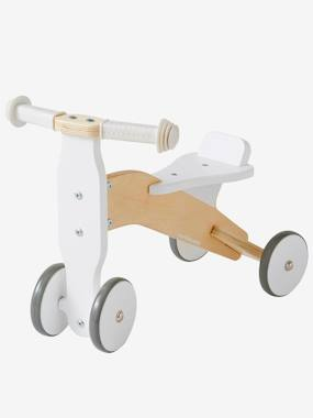 Toys-Baby's First Toys-Wooden Balance Bike