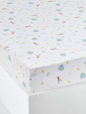 Bedding & Decor-Child's Bedding-Fitted Sheets-Children's Fitted Sheet, DRAGON