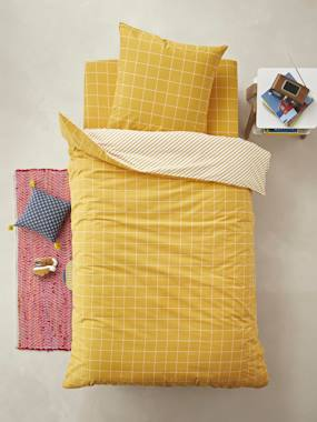 Bedding & Decor-Child's Bedding-Duvet Covers-Children's Duvet Cover + Pillowcase Set, CARREAUX