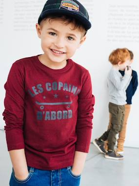 Happy Price Collection-Long-Sleeved Top for Boys