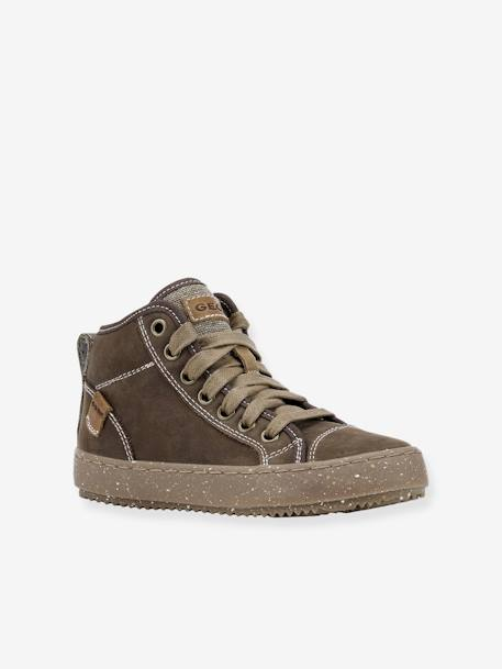 completamente elegante zapatillas mejor online Trainers for Boys, J Alonisso Boy G WWF, by GEOX® - brown light ...