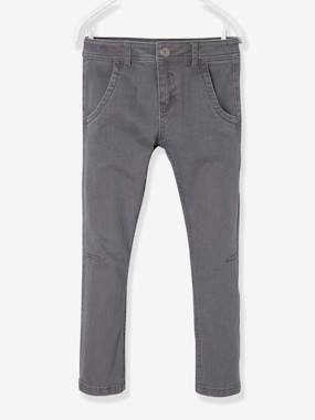 Boys-Jeans-Straight Leg Trousers, for Boys