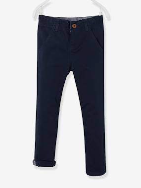 Mid season sale-Pantalon chino garçon