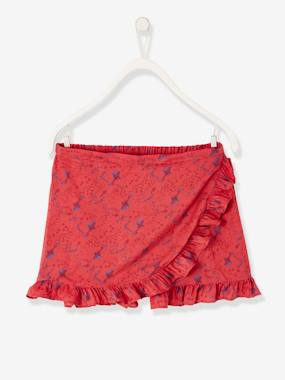 Girls-Shorts-Skirt with Frills for, Girls
