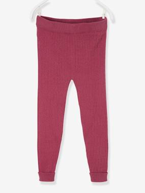 Girls-Leggings-Cable Knit Leggings, for Girls