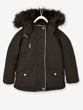 Girls-Coats & Jackets-Coats & Parkas-Parka with Hood, for Girls