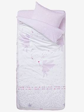 Bedding-Child's Bedding-Sleeping Bags & Ready Beds-Ready-for-Bed 3-Piece Set, Fairy Theme