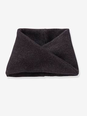 Boys-Accessories-Winter Hats, Scarves & Gloves-Crossover Snood for Boys