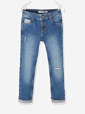 Boys-Jeans-Distressed Jeans for Boys