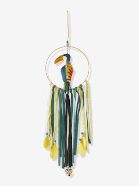 Bedding & Decor-Decoration-Dreamcatcher, Toucan