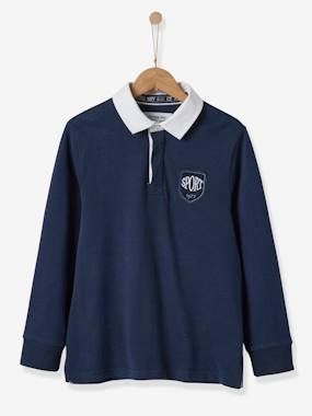 Cyrillus collection-Boys-Boy's rugby shirt