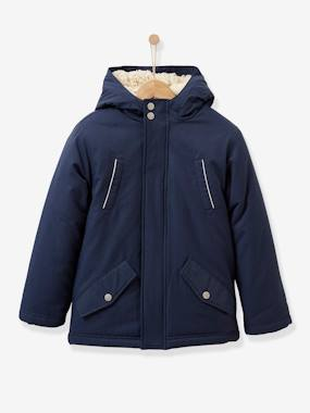 Cyrillus collection-Boys-Boy's warm 3-in-1 parka
