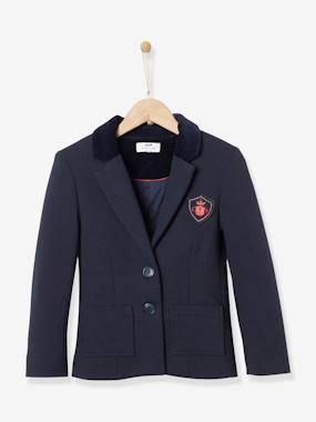 Vertbaudet Collection-Girls-Girl's Milano jacket