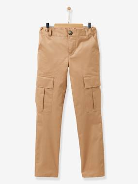 Cyrillus collection-Boys-Boy's twill cargo trousers