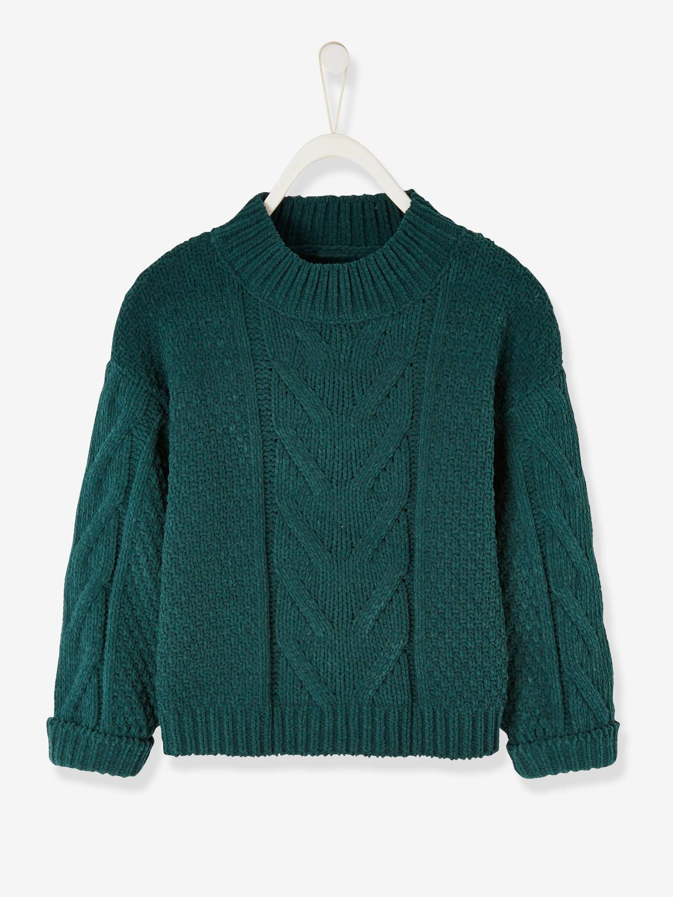 Mind Code Teal Jumper