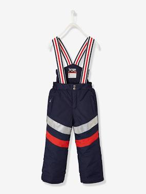 Vertbaudet Collection-Boys-Ski Trousers for Boys