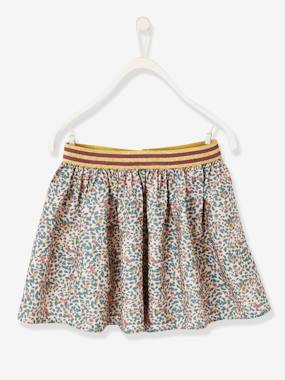 Vertbaudet Collection-Girls-Skirts-Printed Skirt, for Girls