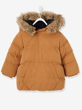 Baby-Jacket with Asymmetric Zip, for Baby Boys