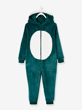Vertbaudet Collection-Boys-Dinosaur Jumpsuit