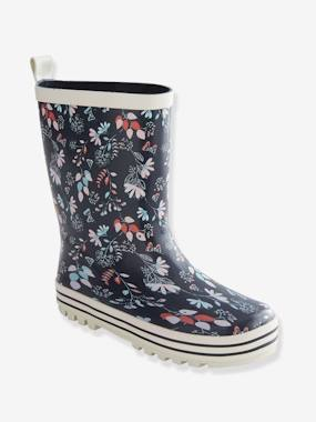 Shoes-Girls Footwear-Printed Wellies, for Girls
