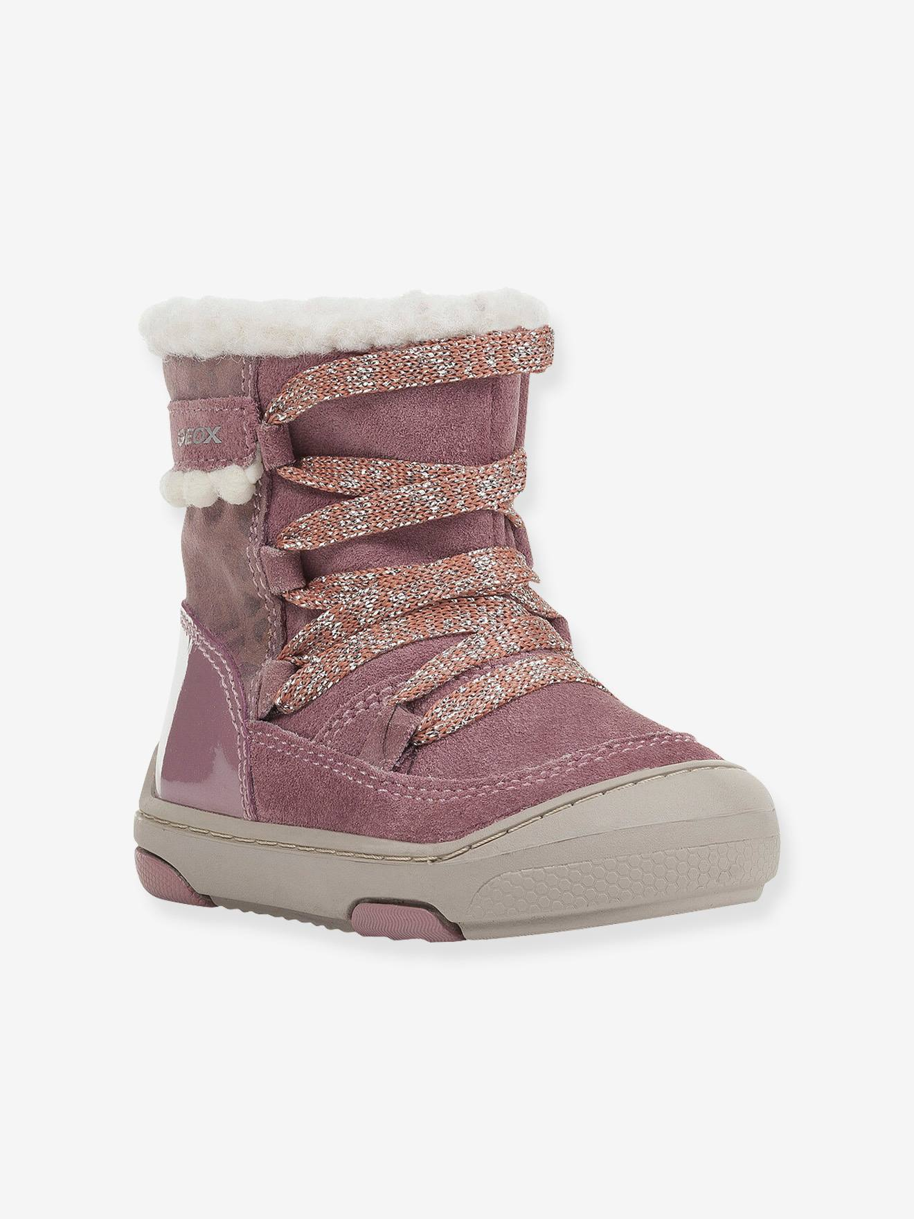 Fur-Lined Boots for Baby Girls, B Jayj