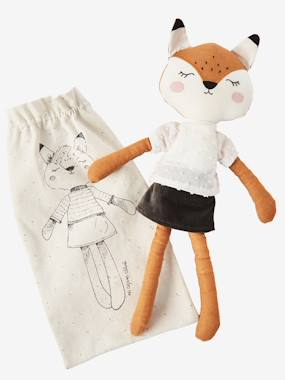 Toys-Fox Soft Toy