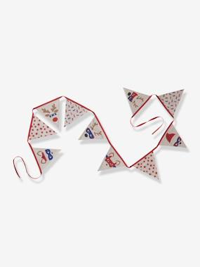 Bedding & Decor-Decoration-Wall Décor-Bunting Garland, Reindeer Theme, my Super Hero!