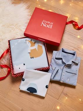 Gift boxes-Bear Bed Set + Pyjama Gift Box, Polar Dreams