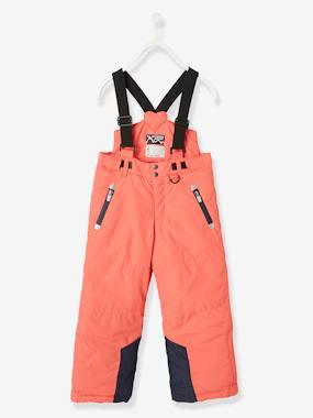 Vertbaudet Collection-Girls-Trousers-Ski Trousers, for Girls