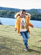 Hooded Parka for Boys  - vertbaudet enfant