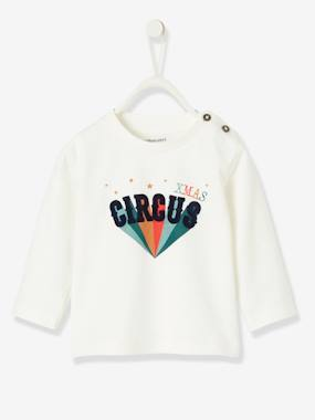 Christmas collection-Baby-Christmas Special Top, for Baby Boys, XMAS CIRCUS