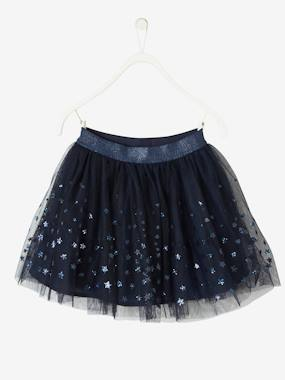 Girls-Tulle Skirt, for Girls