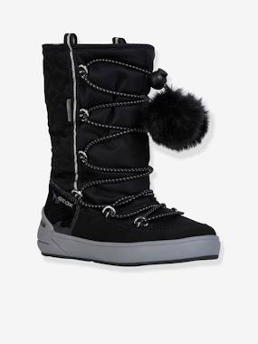 Shoes-Girls Footwear-J Sleigh Girl B Abx Boots for Girls, by GEOX®