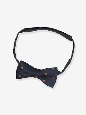 Festive favourite-Bow Tie with Christmas Motifs, for Boys