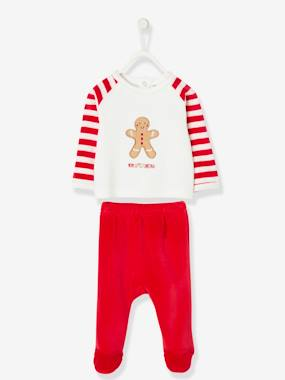 Christmas collection-Baby-Christmas Special Pyjamas, Gingerbread Man