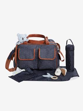 Nursery-Changing Bag with Several Pockets, by Vertbaudet