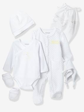 Baby-Outfits-Newborn Baby 5-Piece Set