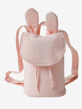 Customization - embroidery-Backpack in Cotton