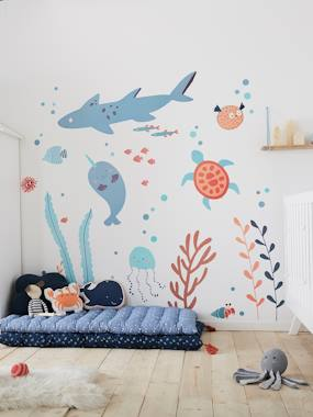 Bedding & Decor-Decoration-Giant Sea Water Stickers