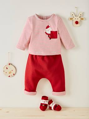 Baby-Outfits-3-Item Set, Christmas Special, for Babies