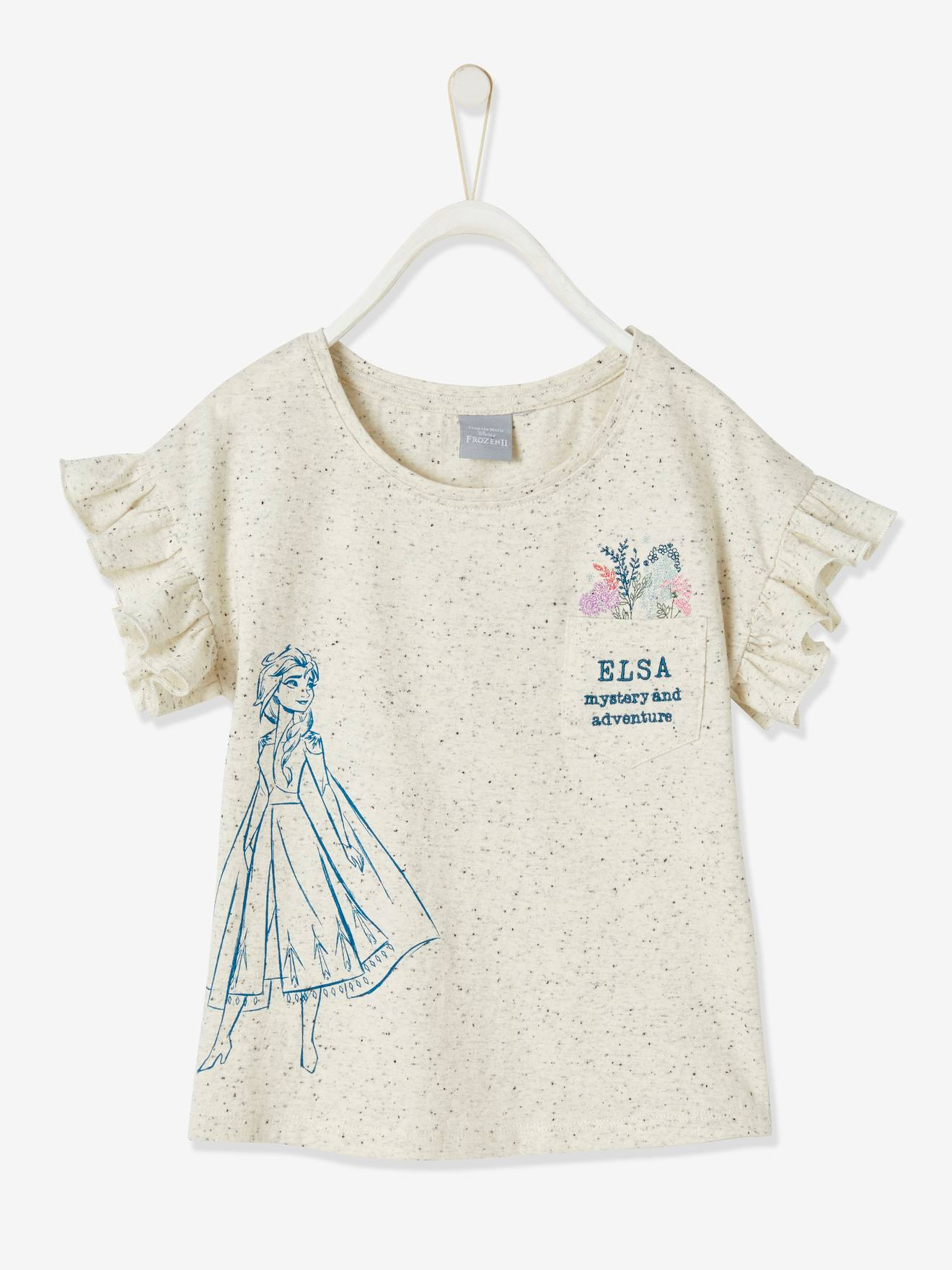 Girls Pretty Embroidered So Lovely Tshirt Top Age 2 to 7 Years Choice of colours