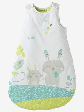 Vertbaudet Sale-Bedding-Sleeveless Sleep Bag, Northern Dream Theme
