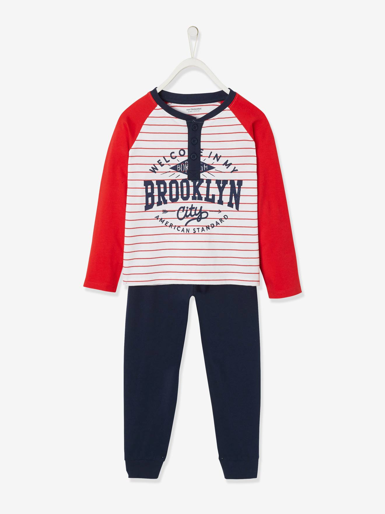 Cool NYC Brooklyn 75 Girls Long Pyjamas Pjs 9 to 15 Years