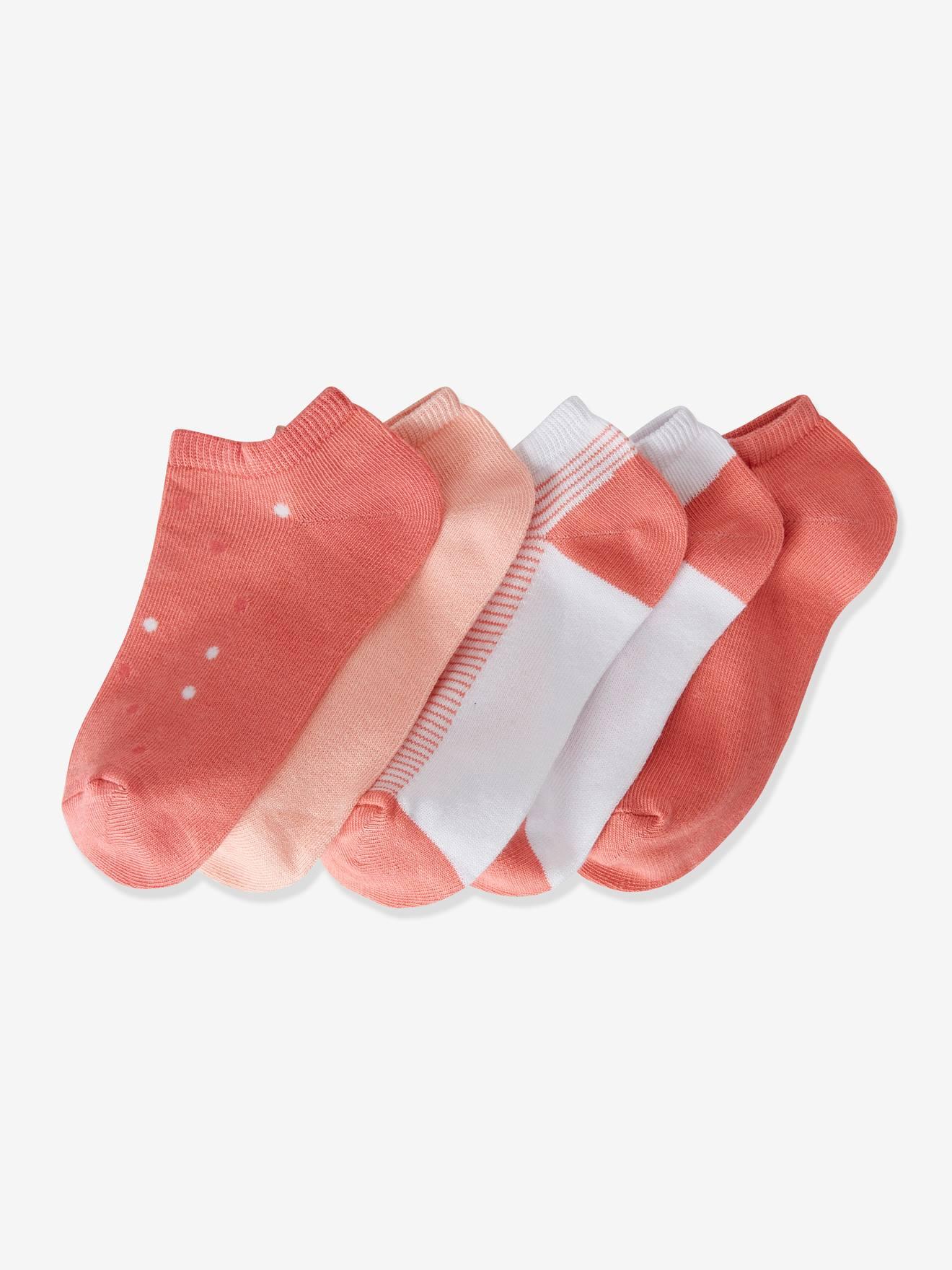 5 pairs of Babies Trainer socks Socks