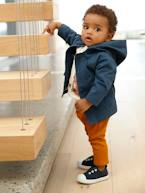 Midseason Parka in Thick Fabric, for Baby Boys  - vertbaudet enfant